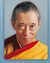 Venerable Geshe Kelsang Gyatso, Meditation Master and Author of Modern Buddhism